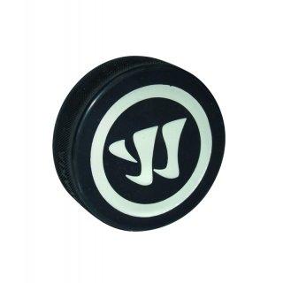 Warrior Logo Puck