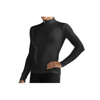 Under Armour Womens ColdGear  Long Sleeve Compression Mock