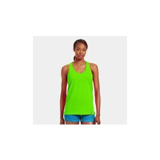 Under Armour Womens Fly-By Stretch Mesh Running Tank