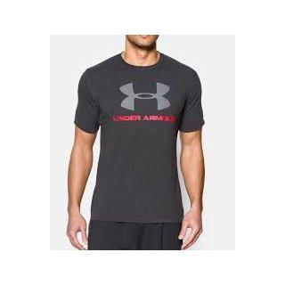 Under Armour Mens Short Sleeve T-Shirt Sportstyle Logo