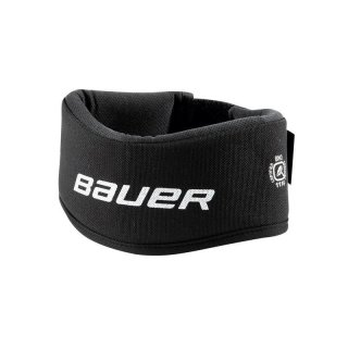 BAUER NG NLP7 Core Neckguard Collar - schwarz - Yth.
