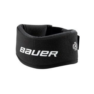 BAUER NG NLP7 Core Neckguard Collar - schwarz - Sr.