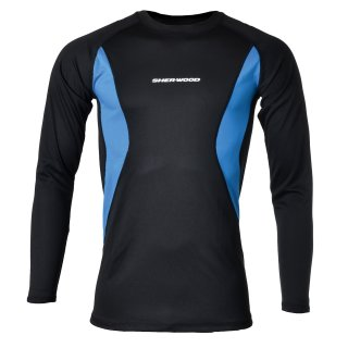 SHER-WOOD 3M quick-dry Loose Fit LS Shirt Jr.