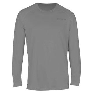 BAUER Training Langarm Shirt 37.5 - grau