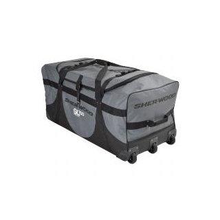 SHER-WOOD GS950 (SL700) Goal Rollentasche - 109 x 51 x 53 cm (grau / schwarz)