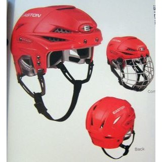 Easton Stealth S7 Helm Combo rot