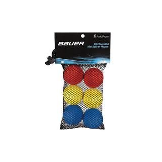 Bauer Mini Foam Balls (6 Stück)