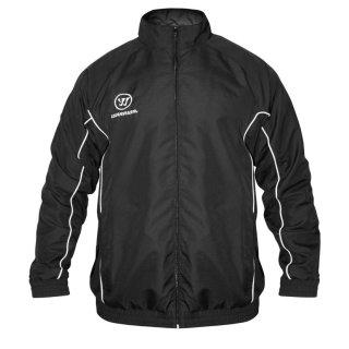 Warrior Track Jacket W2 mit HEV Logo und Kask Werbung Senior schwarz