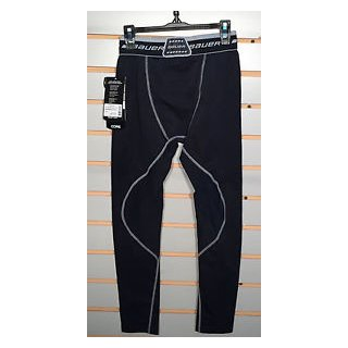 BAUER Comp pant Youth black