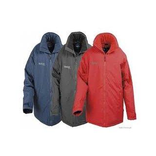 Reebok Winter Teamjacket Junior 160 schwarz