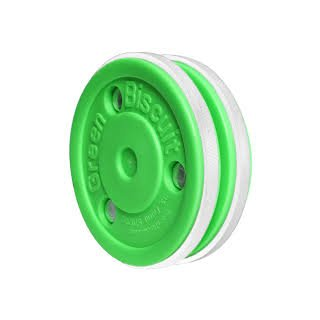 GREEN BISCUIT PRO (Training) Puck