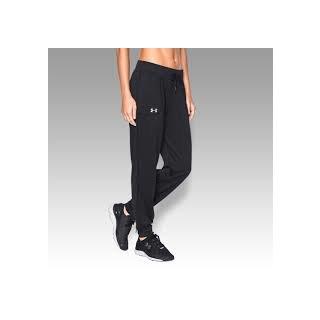 UA Women HG Loose Tech Pant allseason black