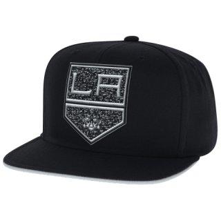 NHL Cap Reebok Crosshatch Snapback