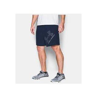UA Herren-Shorts Graphik Woven