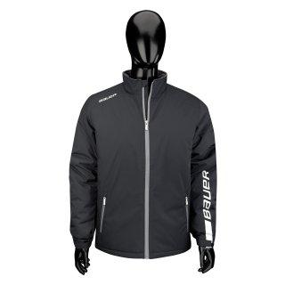 BAUER Winter Jacket schwarz - Yth..