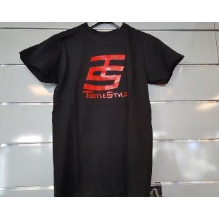 Turtlestyle T-Shirt black