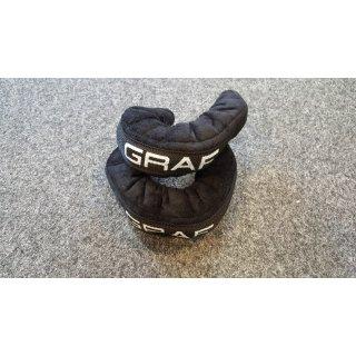 GRAF Kufenschoner Stoff Hockey Black-L/XL
