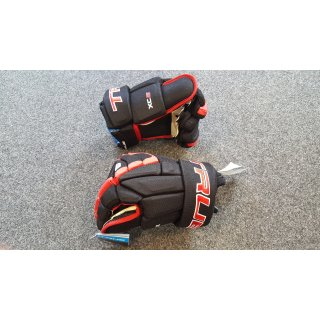 True Handschuhe XC5 Anatomic Fit JR BLK/RED 12