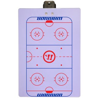Warrior Hky Clip Board
