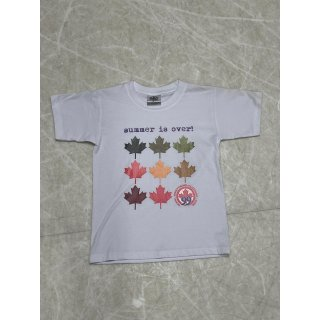 99Clothing T-Shirt Summer is Over Youth