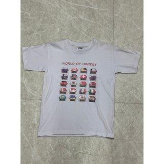 99Clothing T-Shirt World of Hockey Yth L