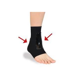 Ortema X-Foot Polsterstrumpf front+back Einheitsgröße