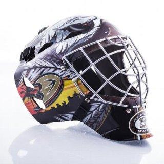 FRANKLIN NHL Team Mini Goalie Mask