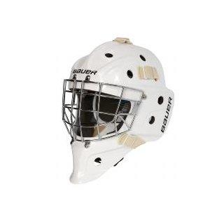 BAUER Torwart Maske Profile 930 - Jr. weiss