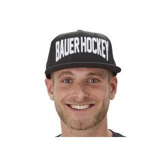 BAUER/NEW ERA® 9Fifty® Cap SB Big Bauer - schwarz - Sr. one size
