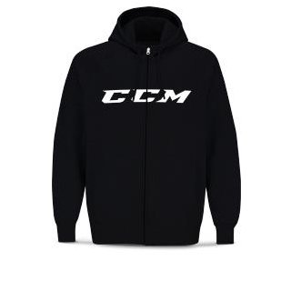 Teamwear CCM Full Zip CVC Hoody SR